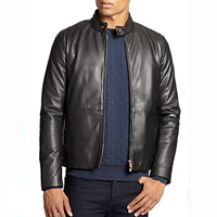 Mens Leather Garment